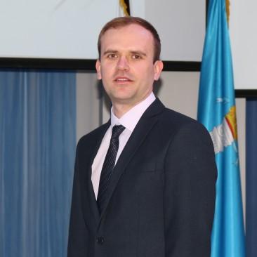 Чаукин Павел Евгеньевич