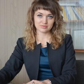 Марченко Александра Витальевна