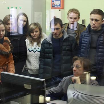Экскурсия на насосную подстанцию Территориального управления по теплоснабжению г. Ульяновска
